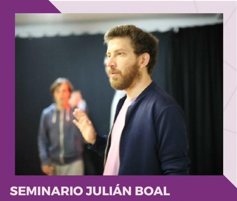 Julián Boal - Forn de teatre Pa'tothom