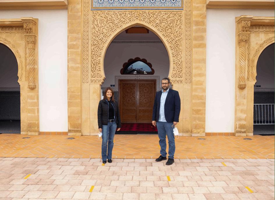 Mosque Saint Etienne, France
