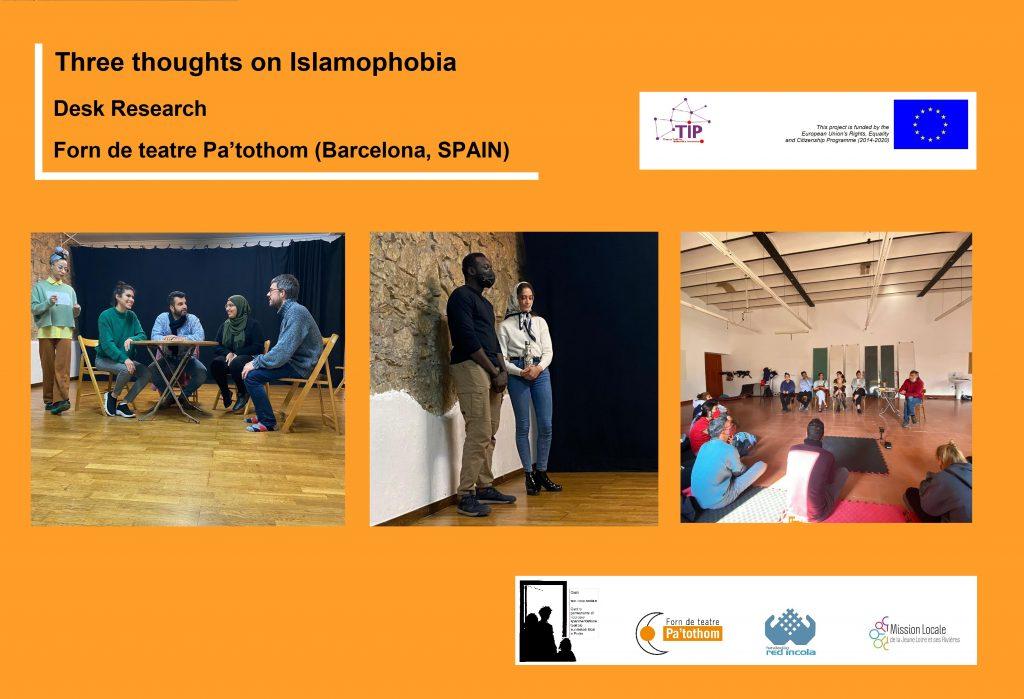 Desk Research Islamophobia