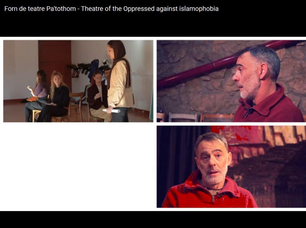 Forn de teatre Pa'tothom- Video